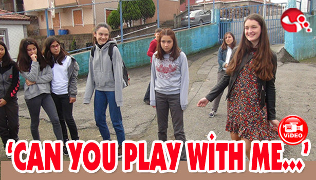 'CAN YOU PLAY WİTH ME'